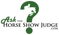 Ask The Horse Show Judge